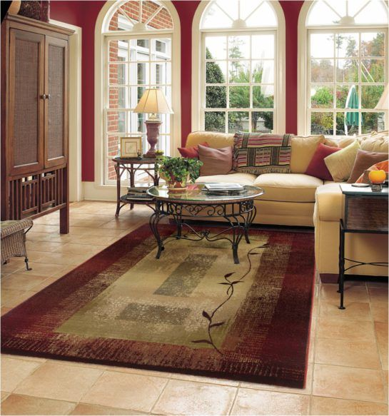 Living Room. Attractive Living Room Rug Ideas Inspiration Cheap White Living…