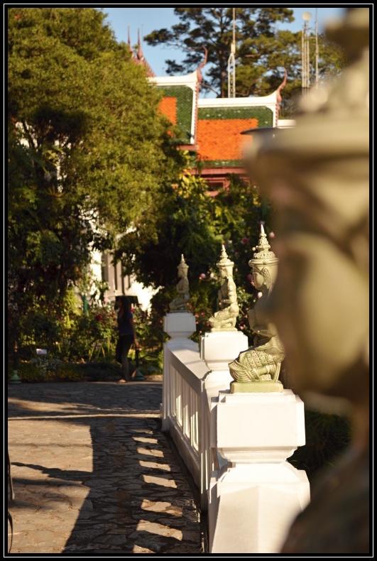 Bhubhin Palace, letní sídlo královské rodiny