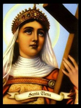 Santa Elena madre de Constantino