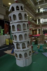 leaning tower of pisa | ART Projects for KIDS | Pinterest ...