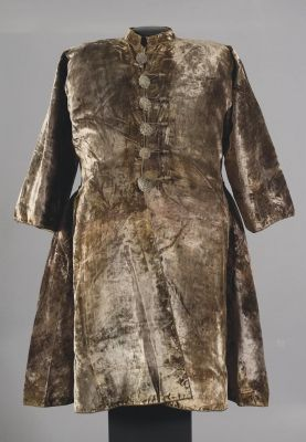 Overcoat (mente) - presumably from the wardrobe of István Esterházy  Accession Nr.: 52.2699.1 Collection: Textile and Costume Collection Date: ca. 1640 - See more at: http://collections.imm.hu/gyujtemeny/overcoat-mente-presumably-from-the-wardrobe-of-istvan-esterhazy/2325#sthash.Ie42NXCf.dpuf