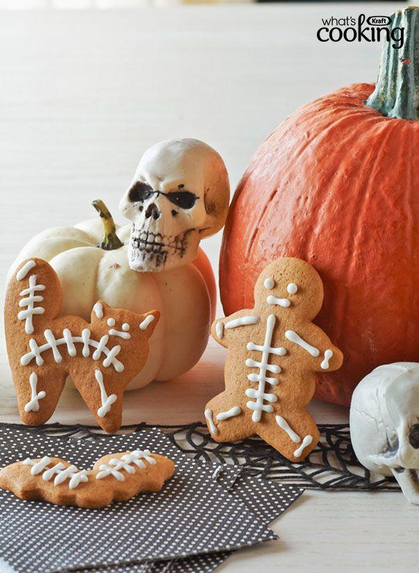 Skeleton Cookies #recipe