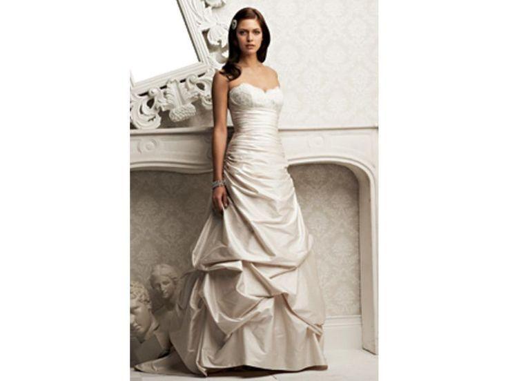Best Silk Wedding Gowns