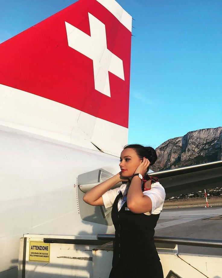 From @flywithleah -  Stressful reserve days  Just finished my 4th flight for today  Being on reserve means you have to be ready at the airport in 1 hour and you have no idea where you are going on this day   I hope you guys enjoy the holiday tomorrow hugs from Switzerland  . . . #flying #flyswiss #pictureoftheday #airbus #airport #airplane #airbus320 #flightattendant #flightattendantlife #flugbegleiterin #flightattendantproblems #stewardess #stewardesslife #girl #brownhair #travelphotography…