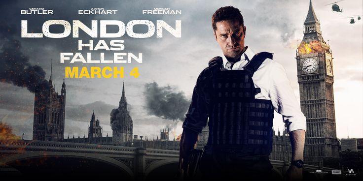 London Has Fallen (2016) - 720p HD Torrent Download | Hd Torrent Full Hindi Movies