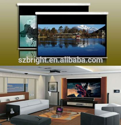 Projection Screens 100 inch 120 inch projector screen #Glass_Screen, #projection