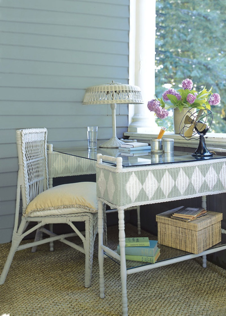 39 Best Images About Wicker Porch Furniture On Pinterest Cushions Spring Green And Fireplaces