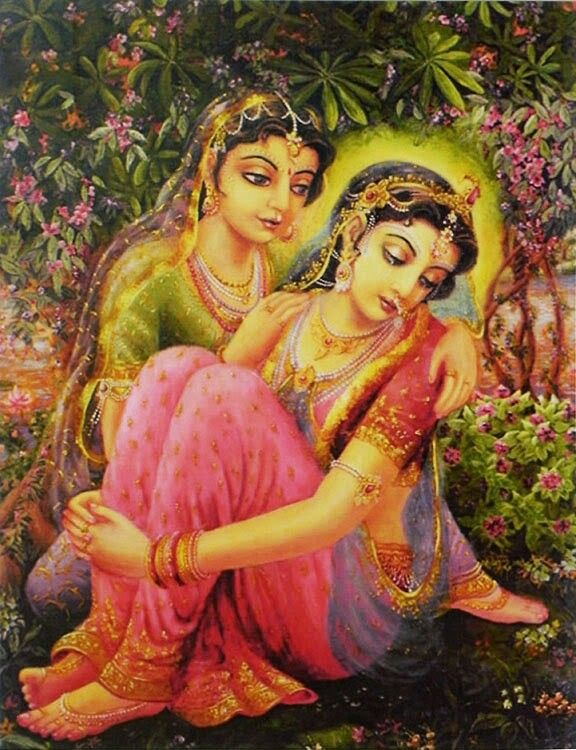 Lalita Kunda Lalita-sakhi is the most important amongst Radharani's girlfriends and is also Her most confidential adviser, especially in matters of love. Similarly, Rupa Manjari is the most confidential maidservant to Lalita-sakhi. Therefore it is said that before one can approach Radharani, one must first seek the permission and blessings of Lalita, similarly before one can approach Lalita, one must first get the permission and blessings of Rupa-manjari. Vraja Mandala Parikrama And The…