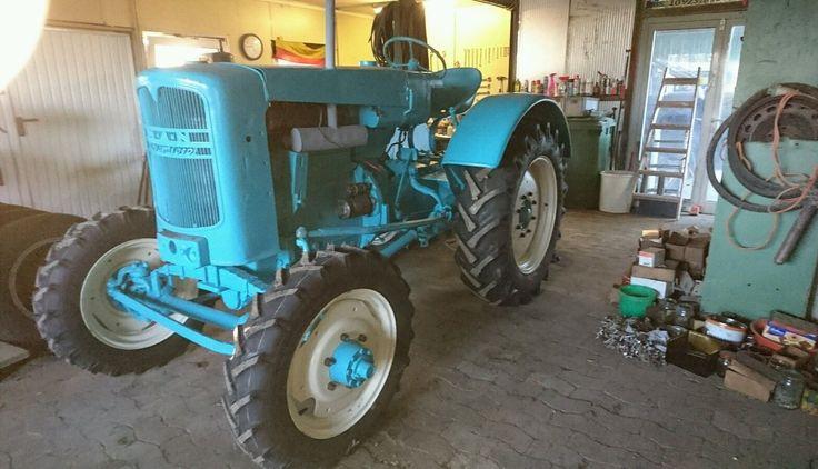 MAN AS440 A ,Traktor ,Schlepper,Allrad,Frondlader,Bj1956
