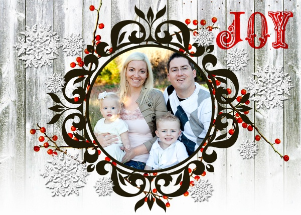 104 best Holiday - Christmas - Card Ideas images on Pinterest - free xmas card template