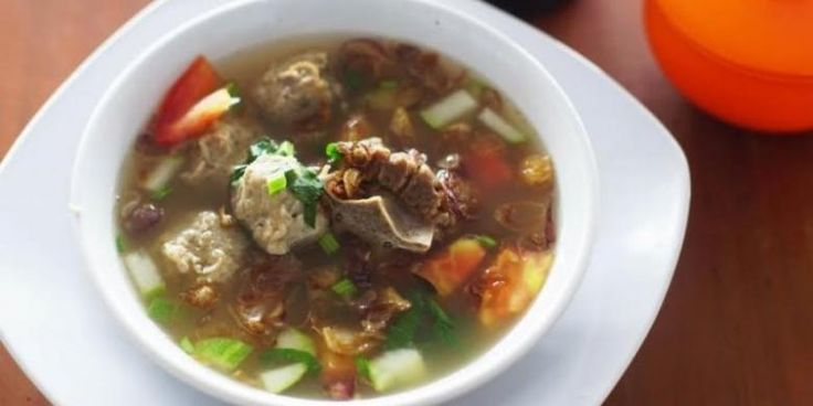 Bakso Domba Cita Rasa Berbeda Bakso di Yogyakarta - Kuliner Yogyakarta