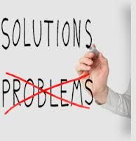 This is the cover of my Solutionaries board, it represents that deleting the problems is the true meaning of  a solution