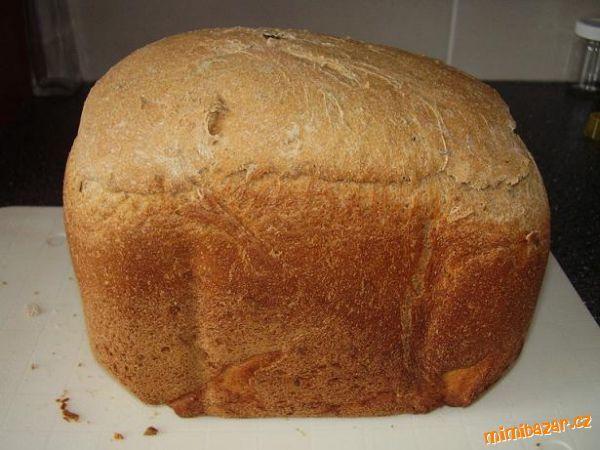 Velikost 1(1kg cleba) a za lomítkem velikost 2(1,5kg chleba)<br>Pogram KLASIK, velikost 1/2 a barva ...