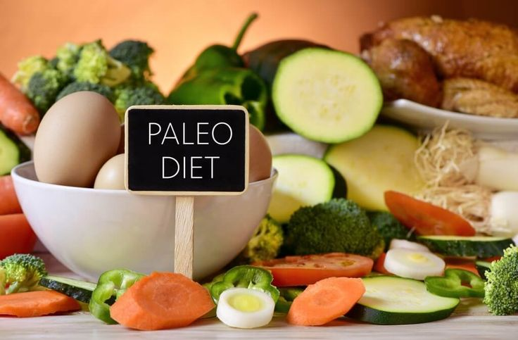 What is the Paleo Diet and can it help acne? #SkinB5