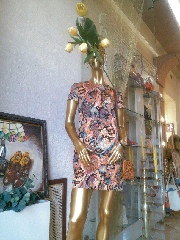 Солнечное платье с русским орнаментом для создания яркого этнического образа от #DEZALICA в #ArtBouticeMancini Мы работаем для Вас ежедневно:                                                                       #ArtBoutiqueMancini ул. Фурштатская, д. 19. Режим работы: 11:00-22:00 ☎️ 8(812) 273 31 13                                                             …