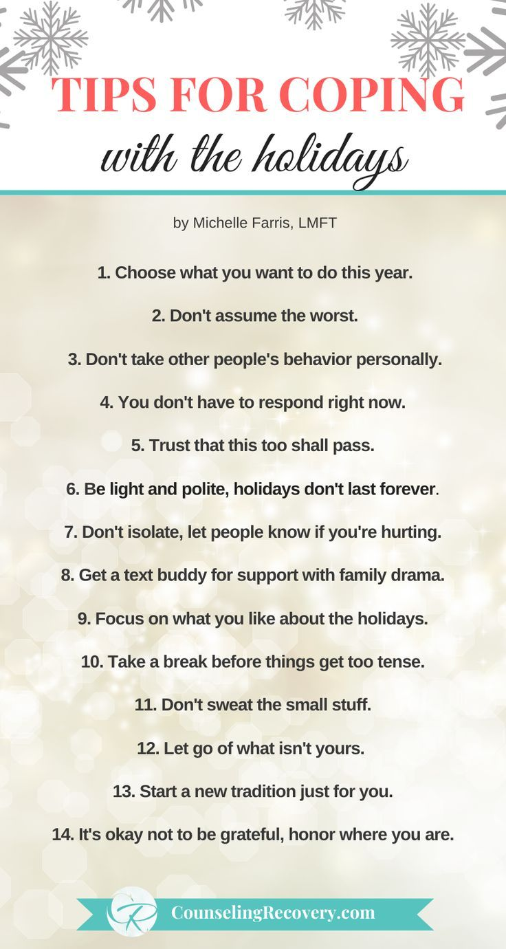 3 Simple Ways To Set Boundaries During The Holidays Counseling Recovery Michelle Farris Lmft Coping Skills Holiday Stress Healthy Coping Skills