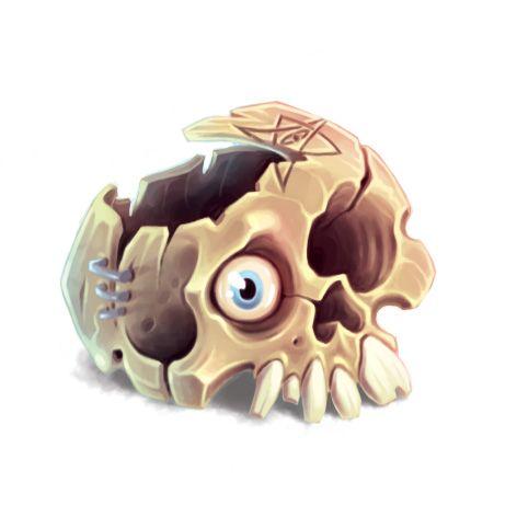 Skull by TheDjib