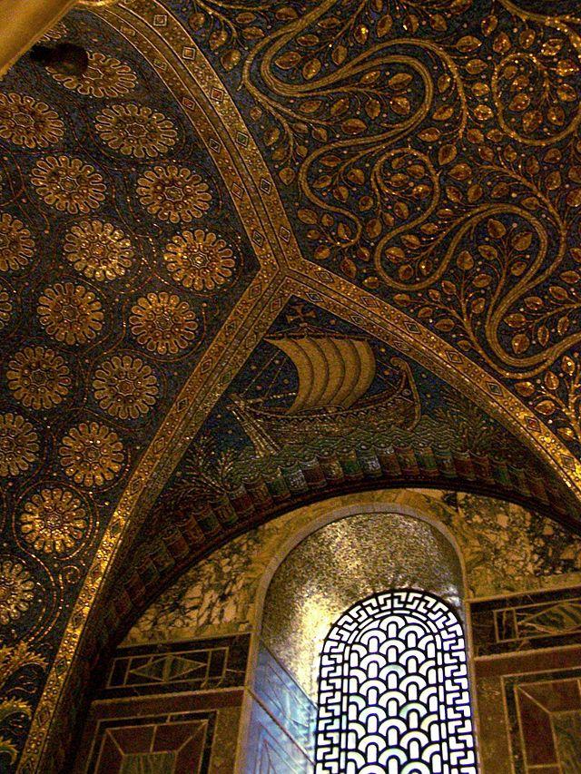 Apse Mosaics, Palatine Chapel.