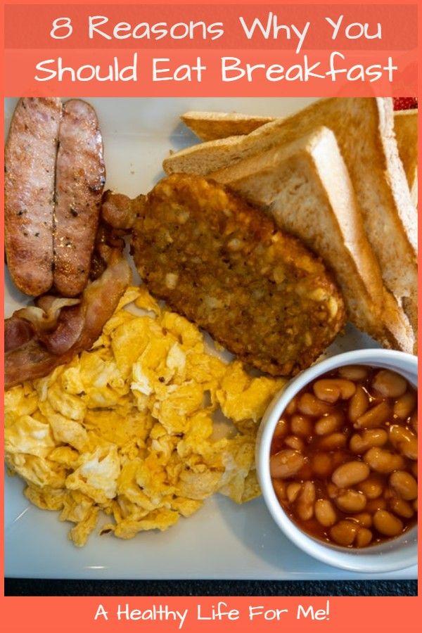 Eating Healthy Breakfast Clipart