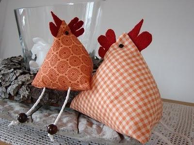Paula's Haus: Hühner zum zweiten…