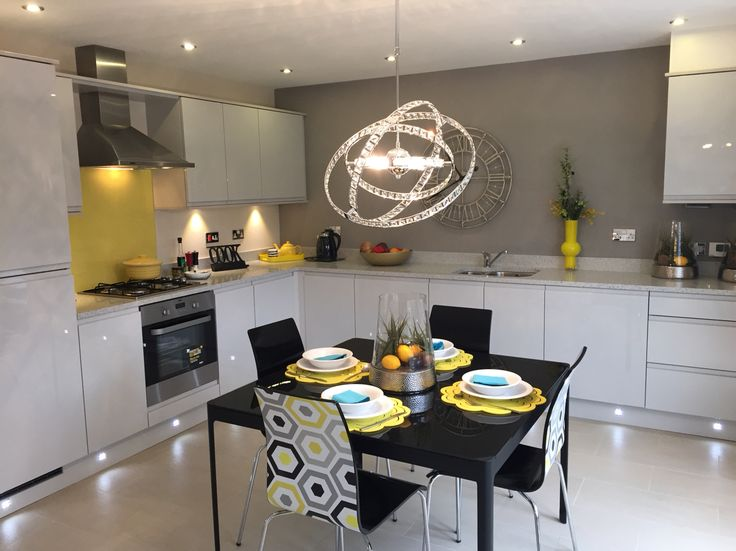 Bellway Home Seaton Delaville Bellway Homes Kitchen