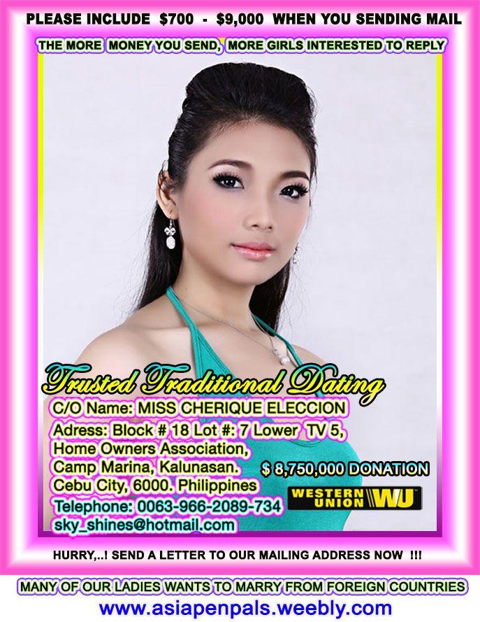 MS Oriental Dating servizio