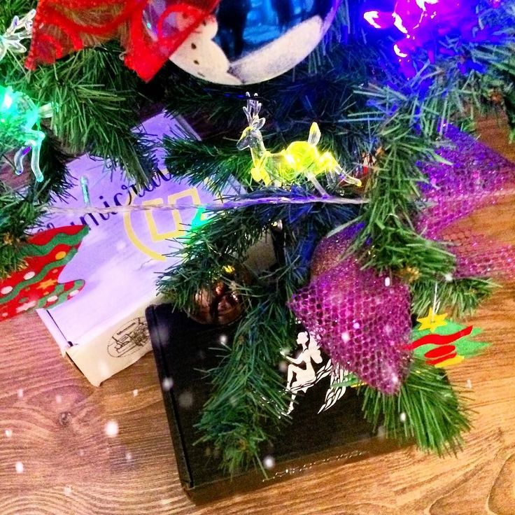 Both my November @fairyloot and @illumicrate boxes came today! They fit perfectly under my Christmas tree !!!! #books #book #read #reading #reader #instagood #library  #bookworm #readinglist #story #literature #literate #stories #words #text #bookstagram #bibliophile #weekend #guoteoftheday #bookishquotes #gobookyourself #bookstagrammer #christmastree