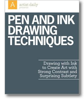 Pen and Ink Drawing Techniques free download