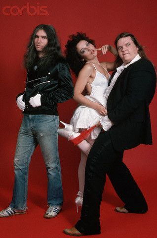 Jim, Karla and Meat Loaf.