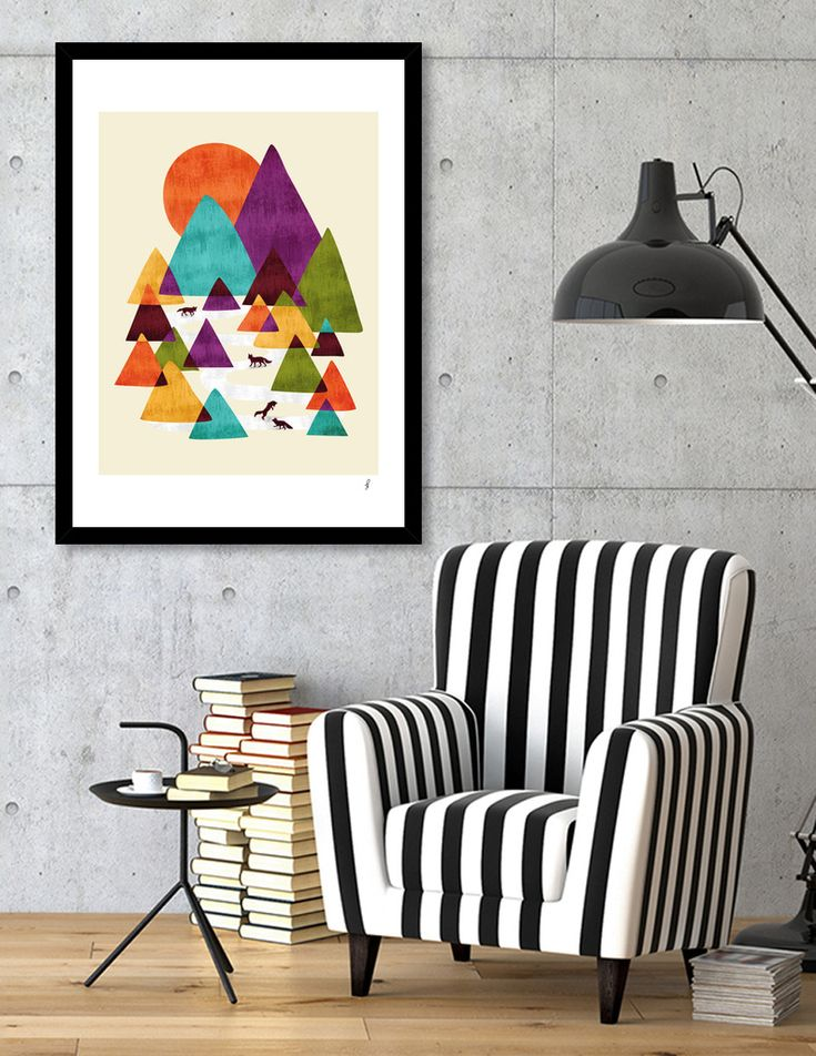 «Fox Playground», Exclusive Edition Art Print by Rizki Irfansyah - From $25 - Curioos