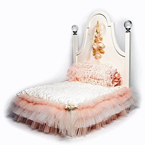 Luxury Princess Poster Bed at www.theclassydog.com   The Classy Dog. The lap of luxury for the discerning dog. Fine hand-selected designer dog clothing, designer dog bedding, designer dog collars, designer dog coats, designer dog sweaters, designer dog carriers, designer dog bowls, designer dog accessories, luxury posh dog beds, luxury dog sweaters, luxury dog coats, luxury dog clothing, luxury dog collars, luxury dog leashes, luxury dog carriers, luxury dog bowls, luxury dog accessories