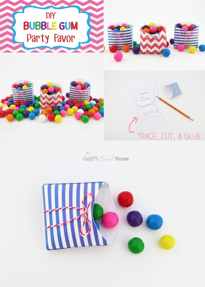 HP Officejet Pro 8600 And A Bubble Gum Craft Idea