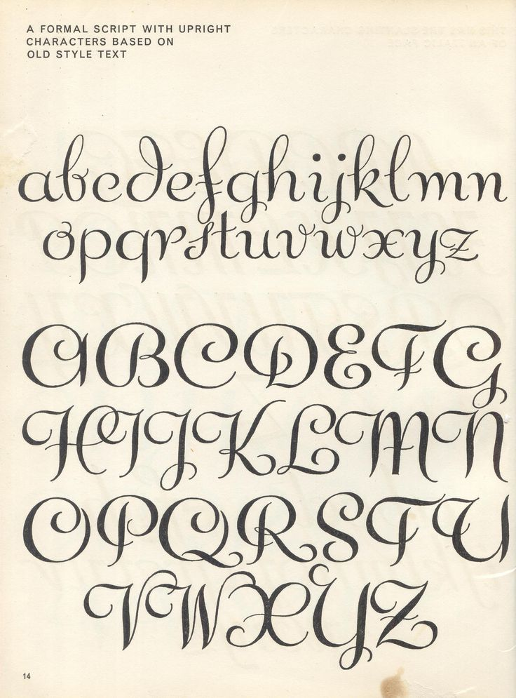 All sizes | sciptlettering p8 | Flickr - Photo Sharing!