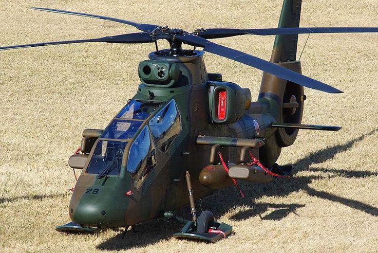 Japan Self-Defense Forces   OH-1 Ninja / Kawasaki Heavy Industries