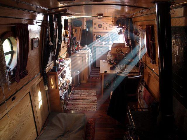 Sunlight through the portholes by lovestruck., via Flickr