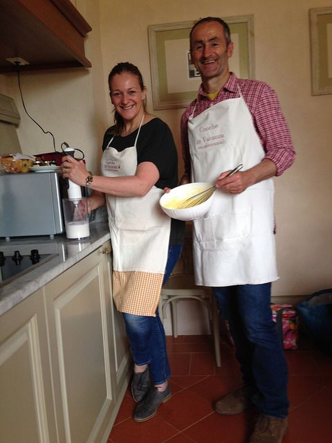 Crespina: Cooking Classes Season's started:
