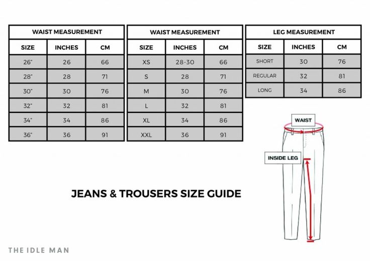 25 best ideas about mens pants size chart on pinterest where to buy sunglasses mens turtle. Black Bedroom Furniture Sets. Home Design Ideas