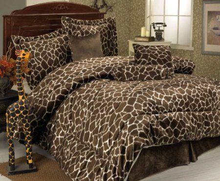 Meer dan 1000 idee n over giraffe slaapkamer op pinterest safari badkamer zebra slaapkamers - Meisjes slaapkamer deco ...