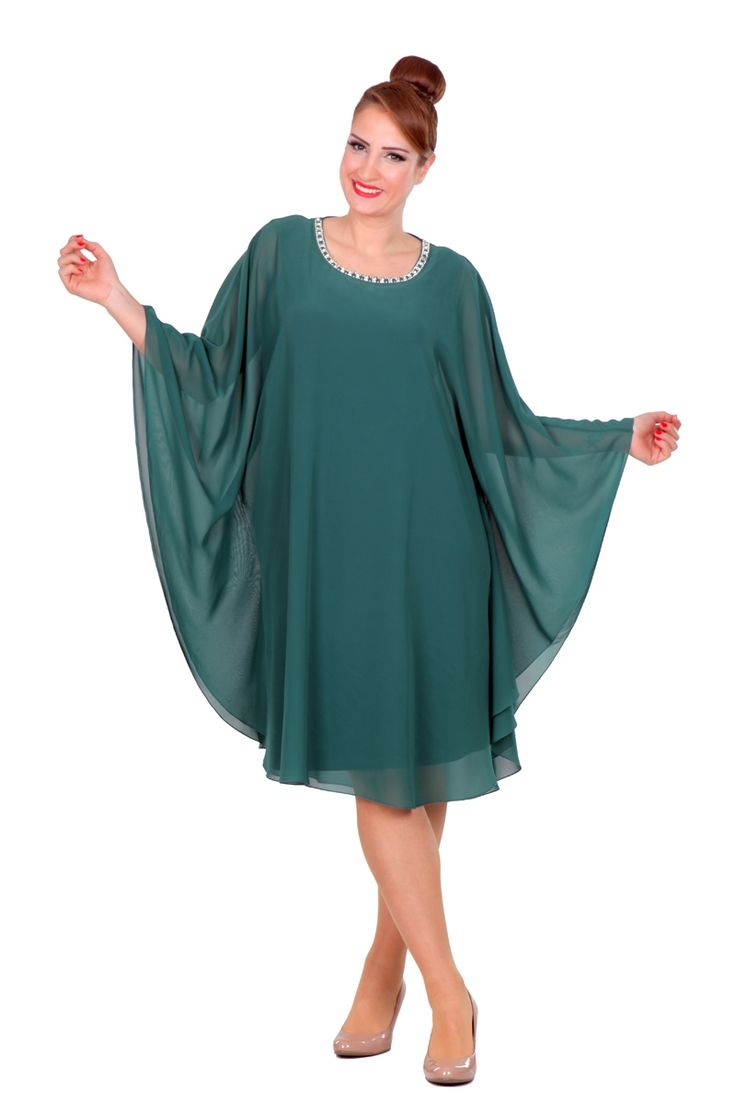 Büyük Beden Bayan Giyimde En Moda Kıyafetler | Ürünün Büyük Resmi
