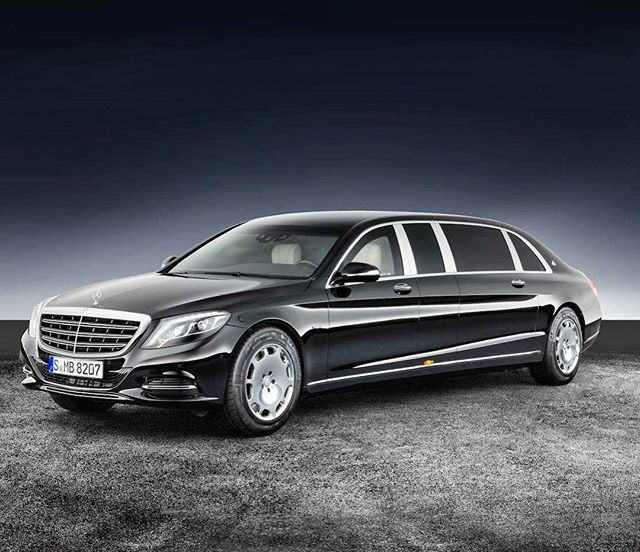 [Mercedes-Maybach S 600  Fuel consumption combined: 11,7 (l/100 km)   CO2 emission combined: 274 g/km]