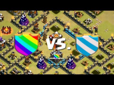 nice Clash of Clans | High Level Clan Wars - Forum Legion 2  Forum Legion 2 goes up against some high level bases in Clash of Clans Clan Wars. Can they pull out a win? Previous Video: https://www.youtube.com...http://clashofclankings.com/clash-of-clans-high-level-clan-wars-forum-legion-2/