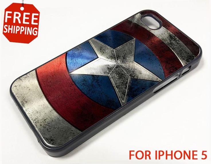 Iphone S Marvel Case