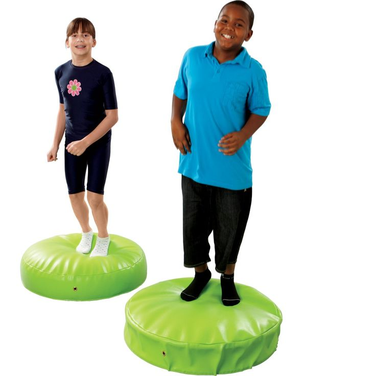 Bouncy Lily Pads - Large Lily Pad | Snoezelen® Multi Sensory Rooms and Sensory Equipment | Rompa