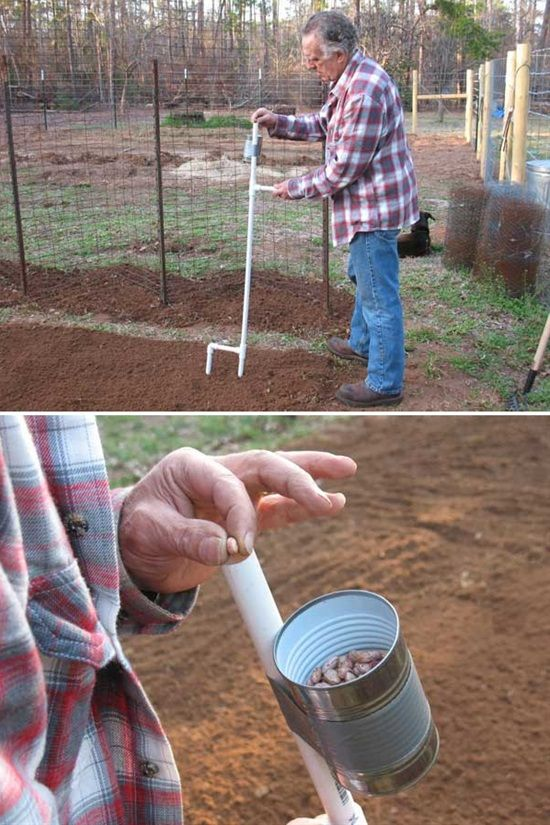 13 Low-Cost Gardening Projects With PVC Pipes | Postris