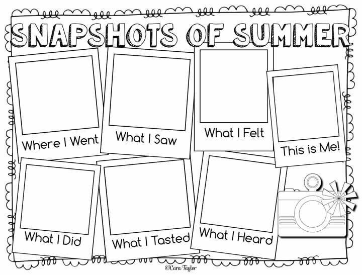 Snapshot of summer