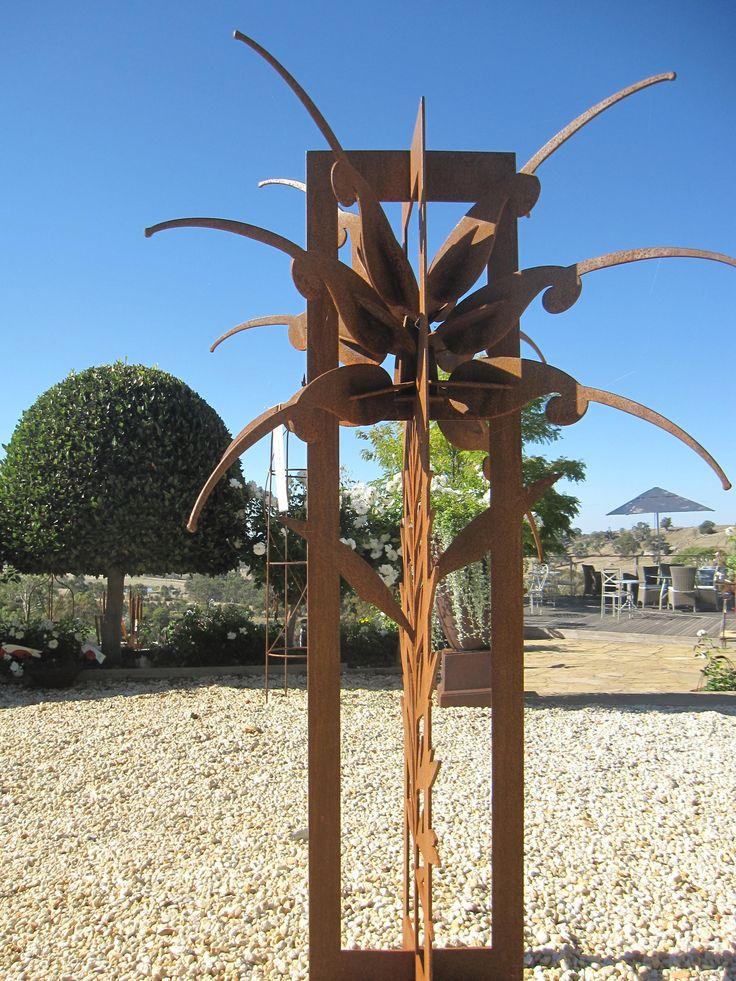 "Sculpture Autumn 2017  ""Grevilea Box"" Darren Gilbert"