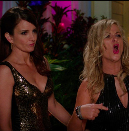 Pin for Later: Tina Fey and Amy Poehler Party a Little Too Hard in This Exclusive Sisters Clip