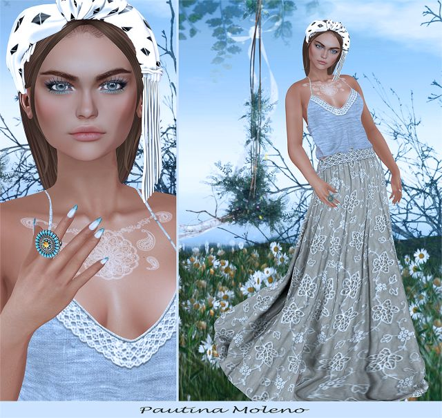 Spiderweb Second Life: Beusy + FA CREATIONS + Zenith + Nanika + LaGyo