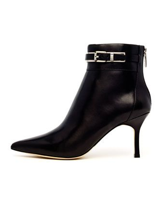 Karlie Buckled Ankle Boot by MICHAEL Michael Kors at Neiman Marcus. $225.00