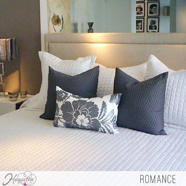 Romance  Divertido y fresco: nuevo modelo para decorar tu dormitorio. ...